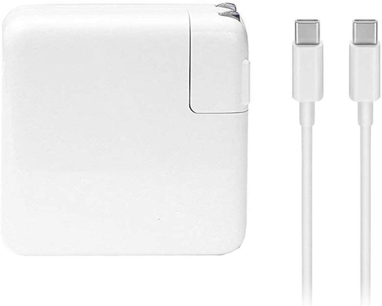 AP-TC-61: 61W USB-C Power Adapter Charger for 13 inch New MacBook Pro 2016 Compatible for A1706