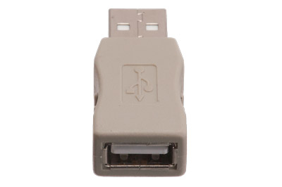 A-USB-AAMF: USB A male to A female adapter