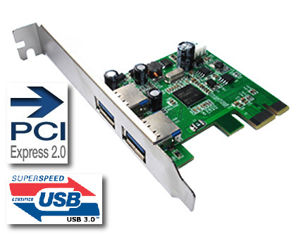 HF-CARD-EP3.0USB: PCI-E USB3.0 CARD 1port