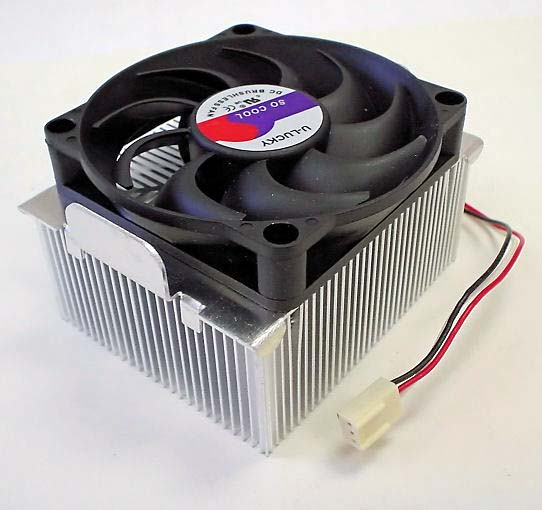 HF-CPUF-I478-402: Overclocking Socket 478/754/939/940 CPU Cooler Fan