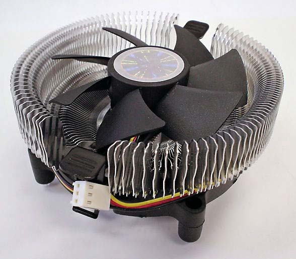 HF-CPUF-OC-AM2-775: Overclocking cpu Fan for Intel 775&AMD Socket478/754/939/940