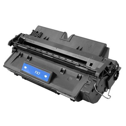 Canon FX-7: Toner Cartridge FX-7 Compatible Remanufactured for Canon FX7 Black