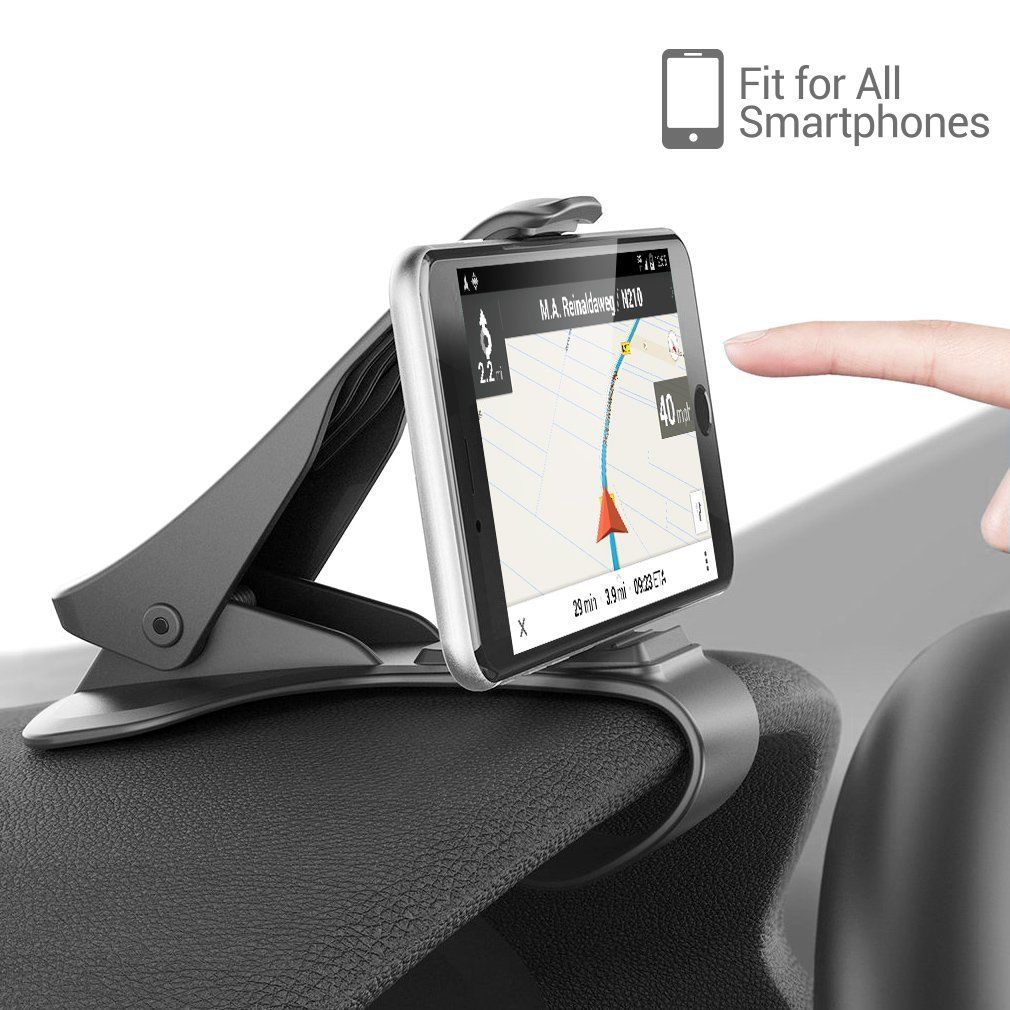 HF-DHUD-H: Universal Dashboard Car HUD Phone/GPS Holder