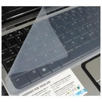 "HF-KP100: Universal Silicone Keyboard Protector for Laptops 10""x4.5"""