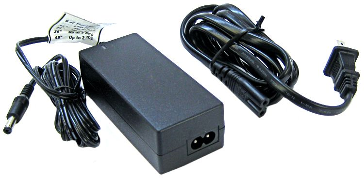 HF-LED-AC-12V4A: Power Adaptor 12V 4A - for LED Strips