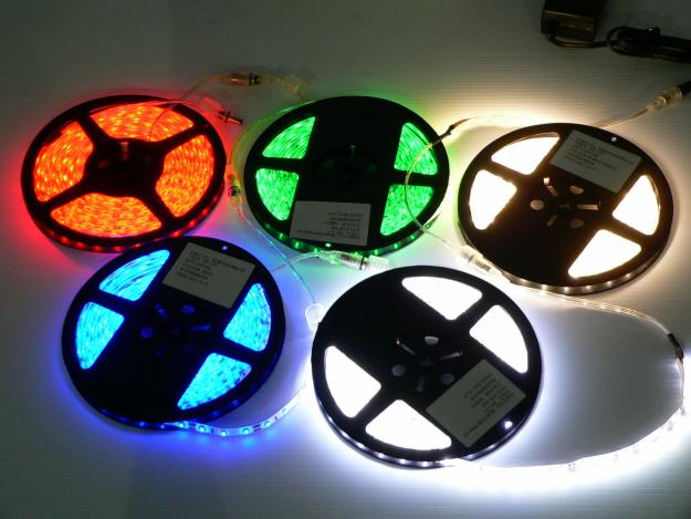 HF-LED-Strip-5M: LED Flexible Light Strip 5M (16.5 Ft)