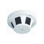 HF-SEC-CAM-1100: 1/4 Sharp CCD 420 TVL Smoke Detector Camera