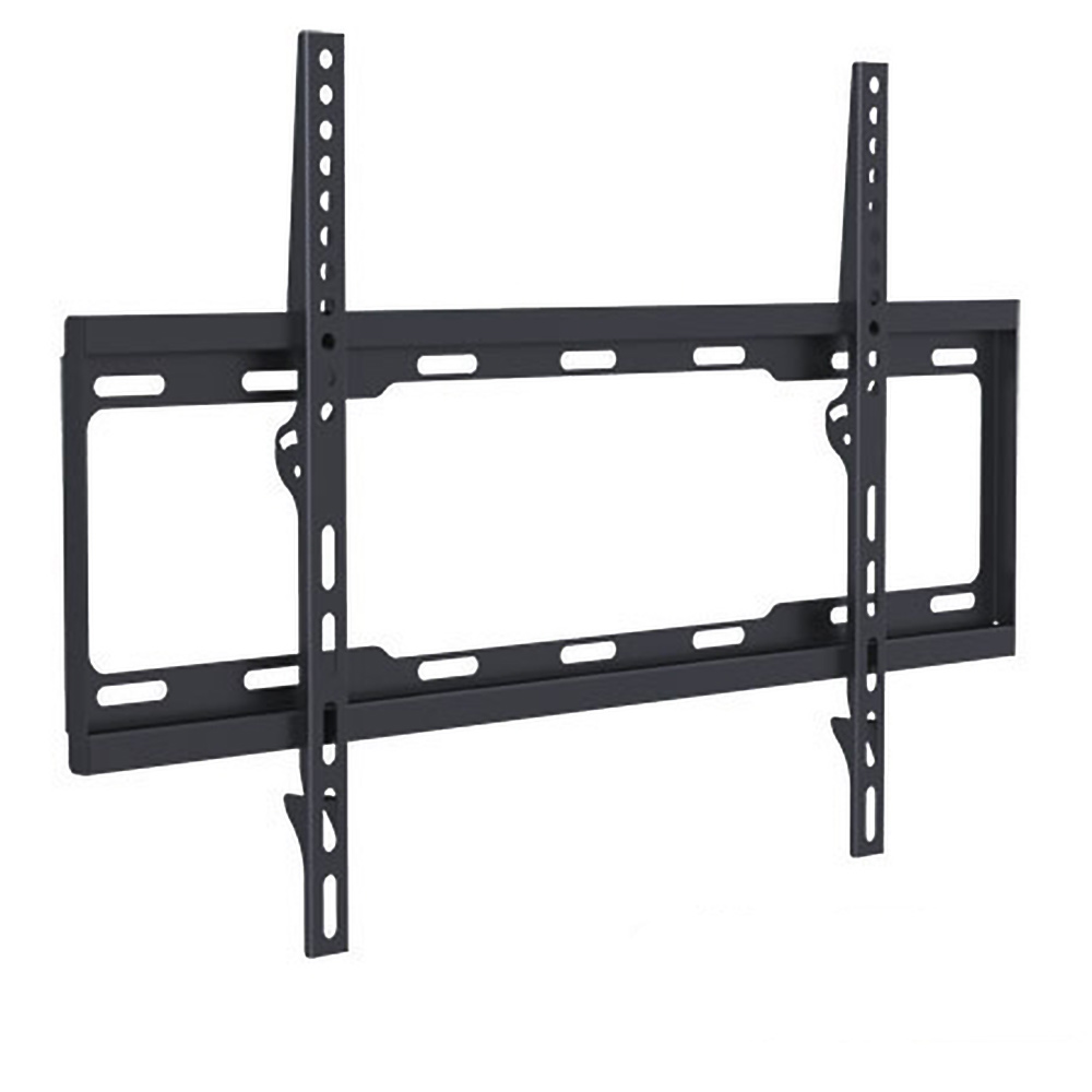 HFTM-FO3770: LCD wall bracket fixed open frame, VESA, size: 37-70 inch, Black (cUL)