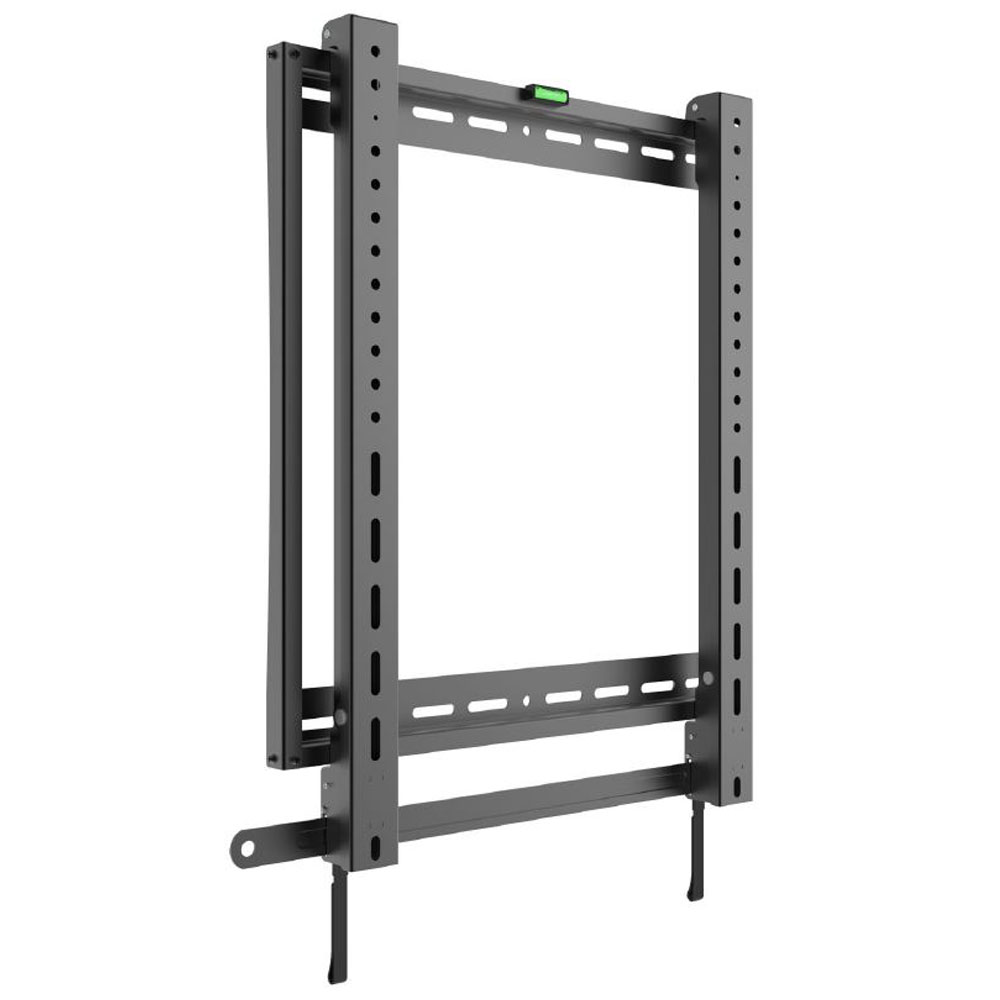 HFTM-FP4570: Fixed Portrait TV Wall Mount, VESA 400x600 45-70 inch