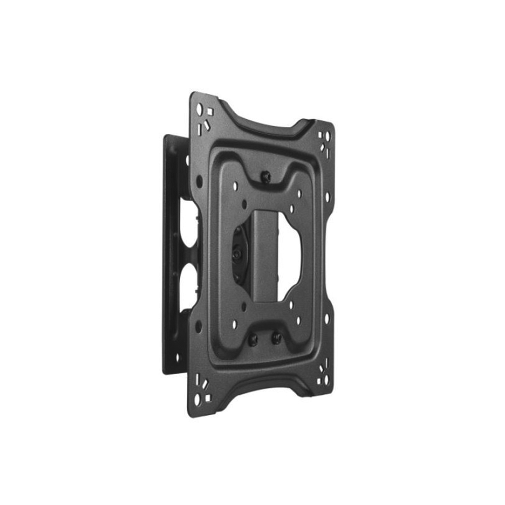HFTM-ST-2342-1: Swivel & Tilt LCD mounting bracket Black (cUL) TV size: 23-42 inch VESA Standard Tilt -15° ~ + 10° Swivel 50°