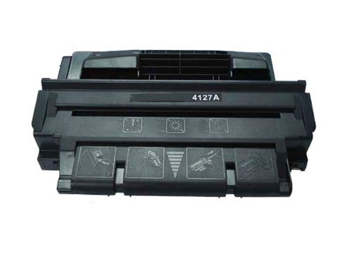 HP C4127A: HP 27A Reman Compatible Toner Cartridge C4127A