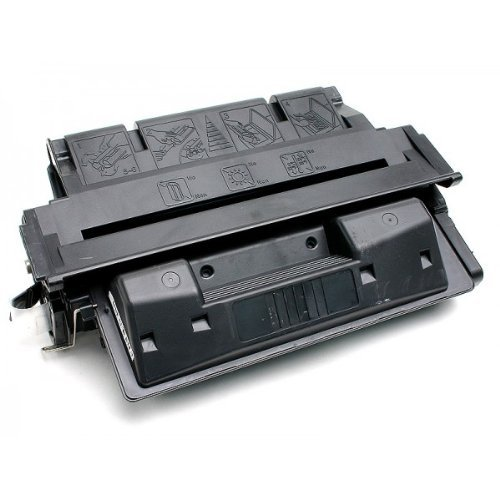 HP C4127X: Toner Cartridge C4127X (27X) Compatible Remanufactured for HP C4127X Black