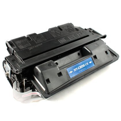 HP C8061X: HP C8061X 61X Black Toner New compatiable Cartridge High Yield Designed to Work for HP LaserJet 4100 mfp, HP LaserJet 4100 tn, HP LaserJet 4100n, HP LaserJet 4101 mfp