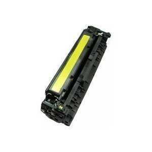 HP CB532A / CRG-318/718 /418/119: HP CC532A New Compatible Yellow Toner Cartridge