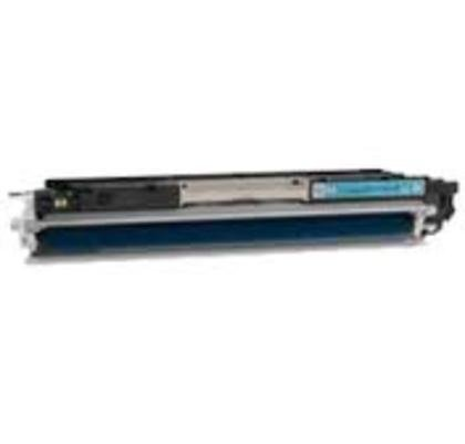 HP CE311A: HP CE311A New Compatible Cyan Toner Cartridge (HP 126A)