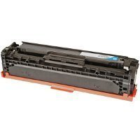 HP CE321A: HP 128A New Compatible Cyan Toner Cartridge CE321A 21A