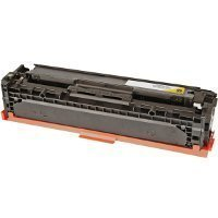 HP CE322A: HP 128A New Compatible Yellow Toner Cartridge CE322A 22A