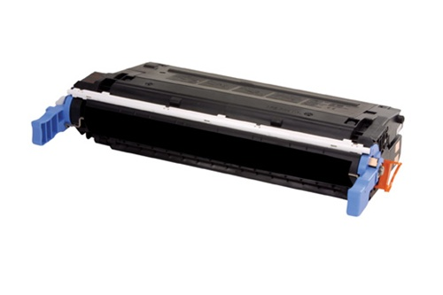 HP Q5950: Black Toner Cartridge Q5950A BK (643A) Compatible Remanufactured for HP 4700 Black