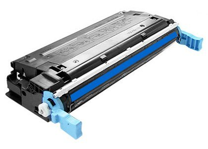 HP Q5951: Cyan Toner Cartridge Q5951A (643A) Compatible Remanufactured for HP 4700 Cyan