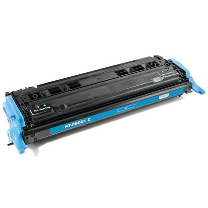 HP Q6001A: HP Q6001A Remanufactured Cyan Toner Cartridge