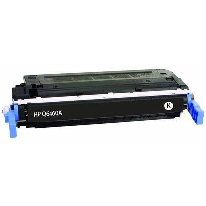 HP Q6460: HP Q6460A Remanufactured Black Toner Cartridge