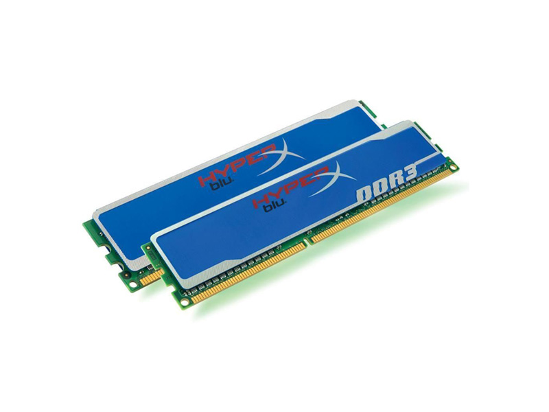 KHX1600C10D3B1K2/16G: Kingston KHX1600C10D3B1K2/16G 16GB Kit 2X8GB 1600MHz DDR3 240PIN DIMM CL10 1.5V