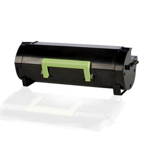 Lexmark MS510: Compatible Black Laser Toner Cartridge For Lexmark MS510