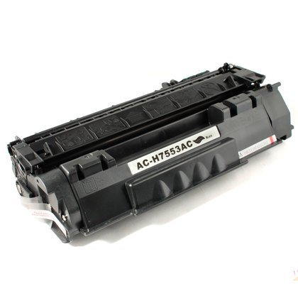 HP Q7553A / CRG-315/715: HP New Compatible HP Q7553A (53A) Toner Cartridge-Black