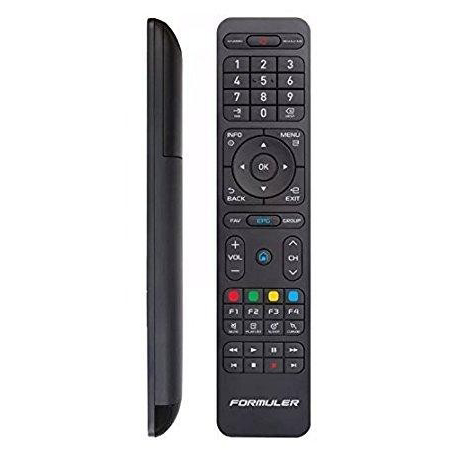 R-FZ7: Formuler Z7+ Genuine Replacement Remote Control working with dreamlink