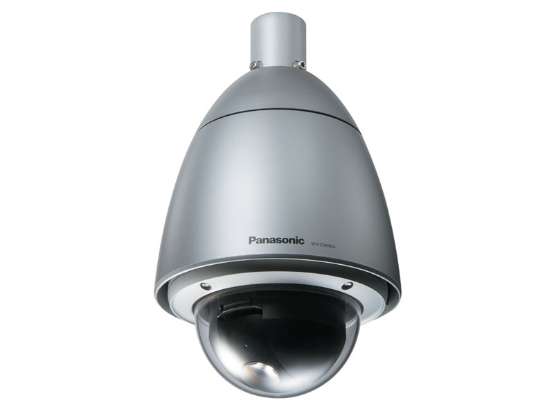 WV-CW964: Panasonic WV-CW964 Color Weather-Proof Dome Surveillance Camera