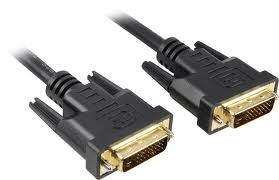 HF-CAB-DVI-DVI/24: 6Feet DVI 24+1Male to DVI24+1Male Shielded w/Ferrite cores heavy duty Cable(M-M)