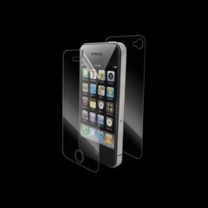 iPH56-P: Screen Protector Clear w/retail package for iPhone5/5S/6