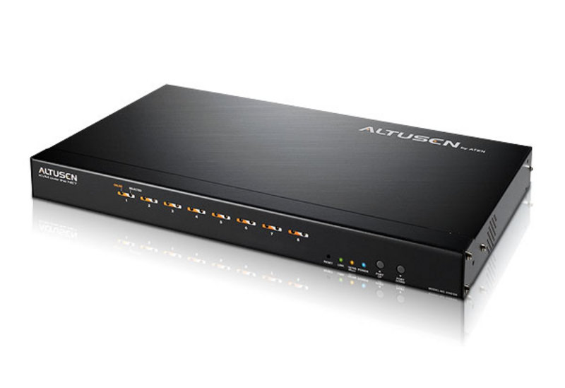 ATEN KN9108: 8-Port KVM Over the NET™